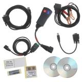 Lexia-3 lexia3 V48 Citroen/Peugeot Diagnostic PP2000 V25 with Diagbox V7.04 Software