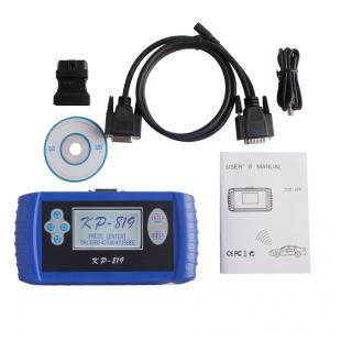 KP819 KP-819 Auto Key Programmer For Mazda Ford Chrysler Dodge Landrover Jaguar