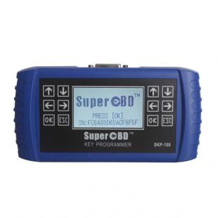 SKP-100 Hand-held OBD2 Key Programmer for USA and Europe Cars