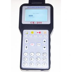 V38.03 CK-200 CK200 Auto Key Programmer No Tokens Limitation Newest Generation Updated Version of CK-100