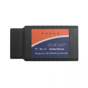 WIFI ELM327 Wireless OBD2 Auto Scanner Adapter Scan Tool for iPhone iPad