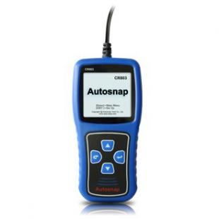 Autosnap CR803 JOBD Code Reader Blue