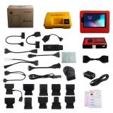 Original LAUNCH X431 5C Pro Wifi/Bluetooth Tablet Diagnostic Tool Full Set Support Online One Click Update