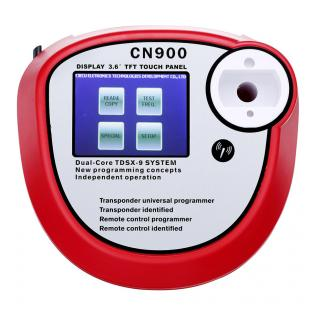 CN900 Auto Key Programmer Update Online Latest Version V2.24.3.60