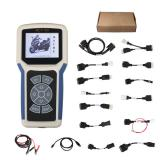 MCT-200 Universal Motorcycle Scanner Support Multi-languages