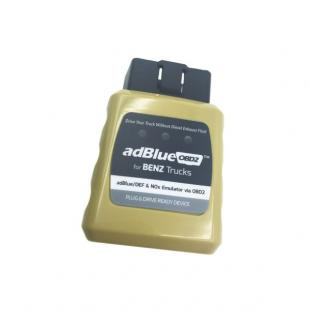 AdblueOBD2 Emulator for BENZ Trucks Plug And Drive Ready Device By OBD2