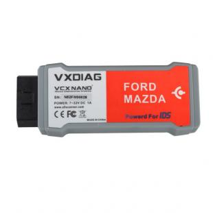 New Arrival VXDIAG VCX NANO for Ford/Mazda 2 in 1 with IDS V96