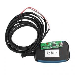 New Adblueobd2 Emulator 7-In-1 With Programming Adapter