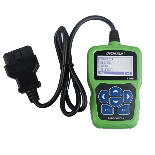 OBDSTAR F-100 Mazda/Ford Auto Key Programmer No Need Pin Code