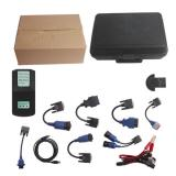 VXSCAN H90 J2534 Diesel Truck Diagnose Interface And Software With All Installers Diagnose Engines Transmissions ABS Ins