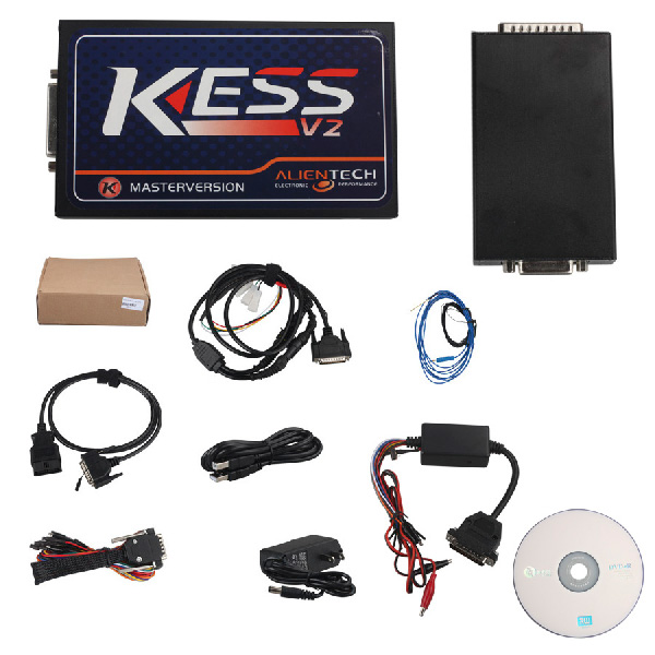 KESS V2 Master Manager Tuning Kit for truck Software V2.22 Firmware V4.036