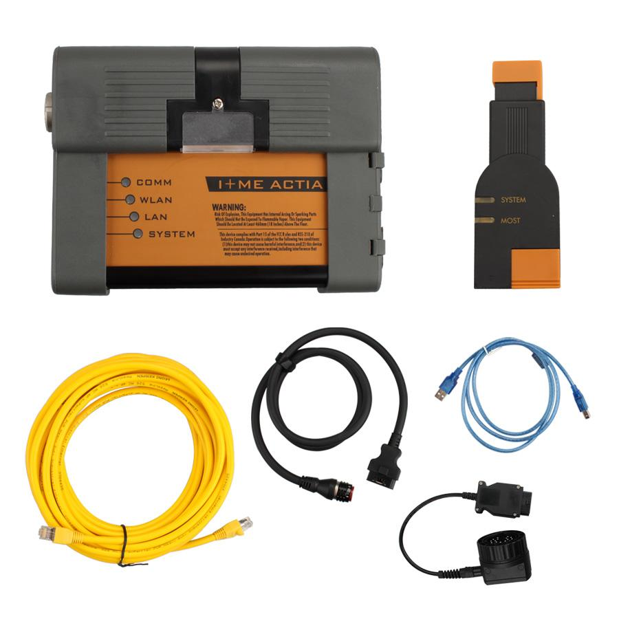 icom a2 b c for bmw and mini diagnostic programming tool without software