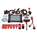 Original Autel MaxiSys Pro MS908P Wifi OBD Full System Diagnostic with MaxiFlash Elite ECU Preprogramming