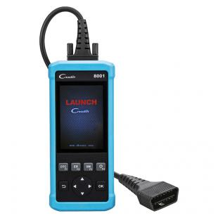 Launch DIY Scanner CReader 8021 Full OBD2 diagnostic Scanner OBD+ABS+SRS+Oil+EPB+BMS+SAS+DPF