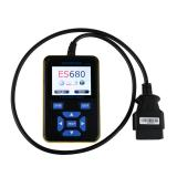 E-SCAN ES680 VAG RPO+OBD Scanner OBDII For VW Audi Seat