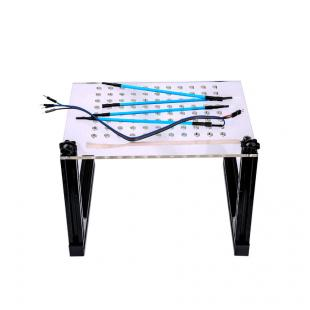 LED BDM Frame with Mesh and 4 Probe Pens for FGTECH BDM100 KESS KTAG K-TAG ECU Programmer Tool