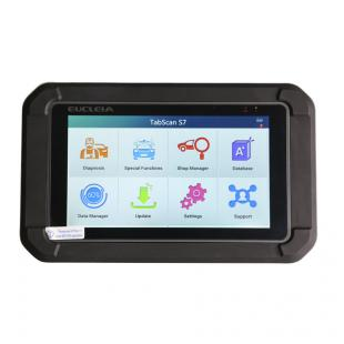 2017 Newest Arrival TabScan S7 Automotive Intelligence Diagnostic System