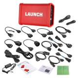 Launch X431 HD Heavy Duty Adapter Box X431 HD Module Bluetooth Truck Diagnostic Adapter+Truck Software for X431 V+/PRO 3