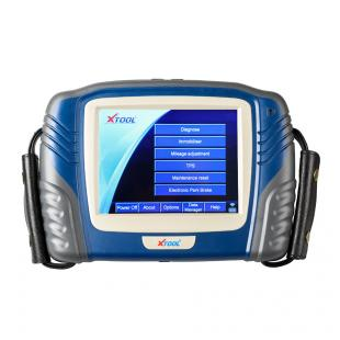 XTOOL PS2 GDS Gasoline Bluetooth Diagnostic Tool with Touch Screen Update Online