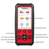 Autel MaxiDiag MD808 Pro All Modules Scanner Code Reader (MD802 ALL+ MaxicheckPro) with Special Functions EPB/ Oil Rese