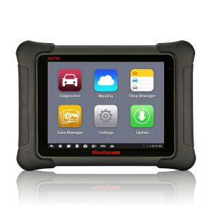 Original Autel MaxiSys Elite with Wifi/Bluetooth OBD Full Diagnostic Scanner with J2534 ECU Programming