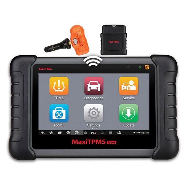 100% Original Autel MaxiTPMS TS608 Tablet Scan Tool Update