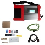 Mitsubishi Fuso SD Connect C5 Truck Diagnostic Kit (2012-2016) with WiFi Wireless without HDD