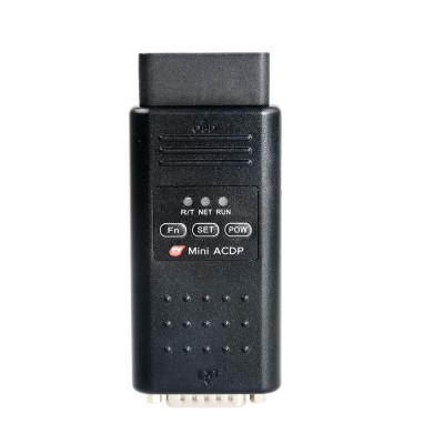 Yanhua Mini ACDP Programming Master Wifi work on Android/IOS Support CAS1/CAS2/CAS3/CAS3+/CAS4/CAS4+/FEM/BDC Key Programming/Read DME ISN Code by OBD