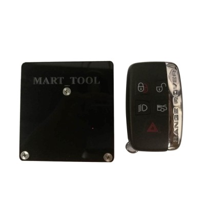 Mart Tool Key Programmer for Land Rover and Jaguar 2015-2018 KVM Keys with Number FK72 HPLA Support All Key Lost