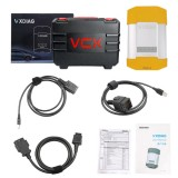 VXDIAG VCX DoIP Jaguar Land Rover Diagnostic Tool with V166 JLR SDD Software Contained in HDD