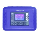 V48.88 SBB Pro2 Key Programmer Support Cars to 2017 Replace SBB 46.02