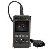 Launch CReader 5001 Code Reader Full OBDII/EOBD Diagnostic Functions Scan Tool