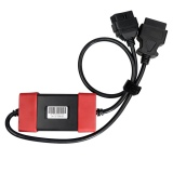 LAUNCH 12V to 24V Converter Heavy Duty Diesel Adapter for X431 Easydiag 2.0 3.0 Golo Carcare MDiag iDiag