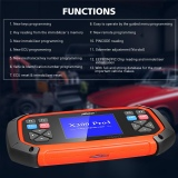 OBDSTAR X300 PRO3 X-300 Key Master with Immobiliser + Odometer Adjustment +EEPROM/PIC+OBDII+Toyota G & H Chip All Keys Lost