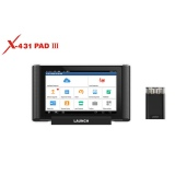 Original LAUNCH X431 PAD III PAD 3 V2.0 Full System Diagnostic Tool Support Coding and Programming