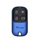 XHORSE XKXH01EN Universal Remote Key 4 Buttons for VVDI Key Tool English Version 10pcs/lot