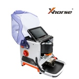 (UK Ship, No Tax) Xhorse Condor XC-Mini Plus Automotive Key Cutting Machine with 3 Years Warranty