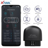XTOOL AD10 OBD2 Diagnostic Scanner Code Reader for Android IOS Windows with HUD Function