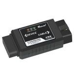 in Stock XHORSE Toyota 8A Non-smart Key Adapter for All Key Lost via OBD No Disassembly