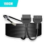 Lonsdor JCD 2-in-1 Multifunctional Programming Cable for Jeep/Chrysler/Dodge/Fiat/Maserati Work with K518ISE