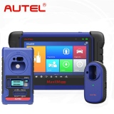 Original Autel MaxiIM IM508 Advanced IMMO & Key Programming Tool Plus XP400 Pro Key and Chip Programmer