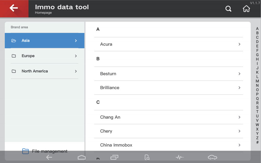 Xhorse key tool plus IMMO Data Tool