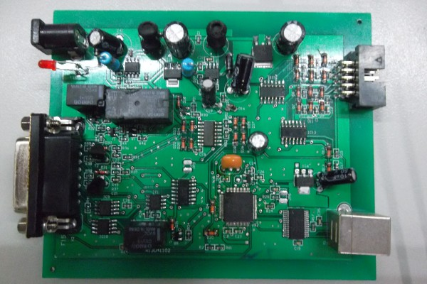 FGTech Galletto 2-Master EOBD2 New Add BDM Function PCB Board-1