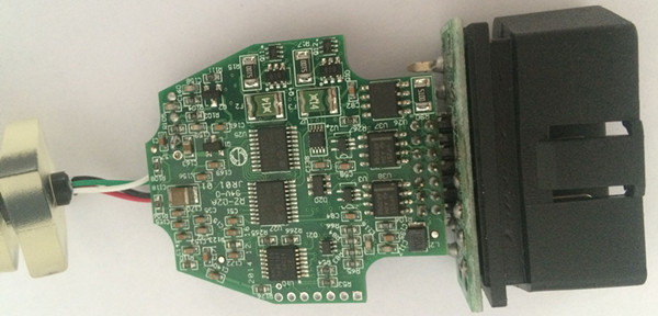 JLR mangoose PCB board 2