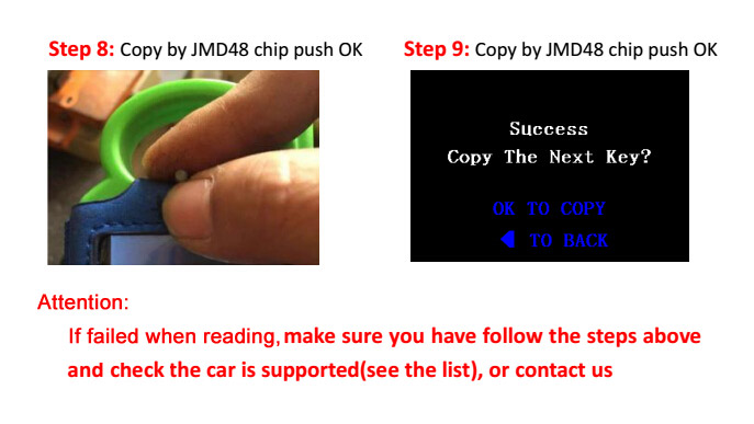 JMD Assistant Handy Baby OBD Adapter 6