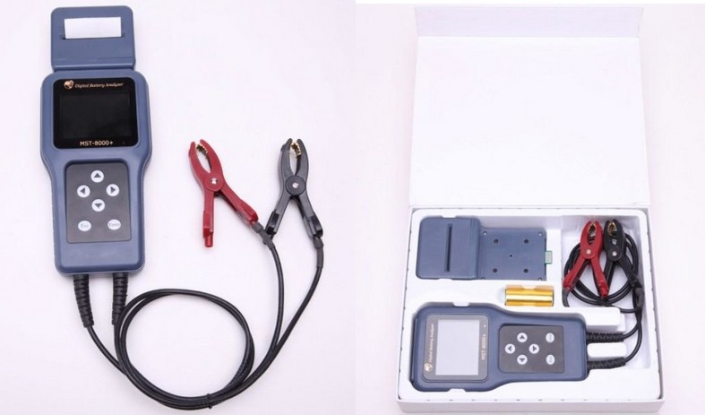 MST-8000+ Digital Battery Analyzer With Detachable Printer  1
