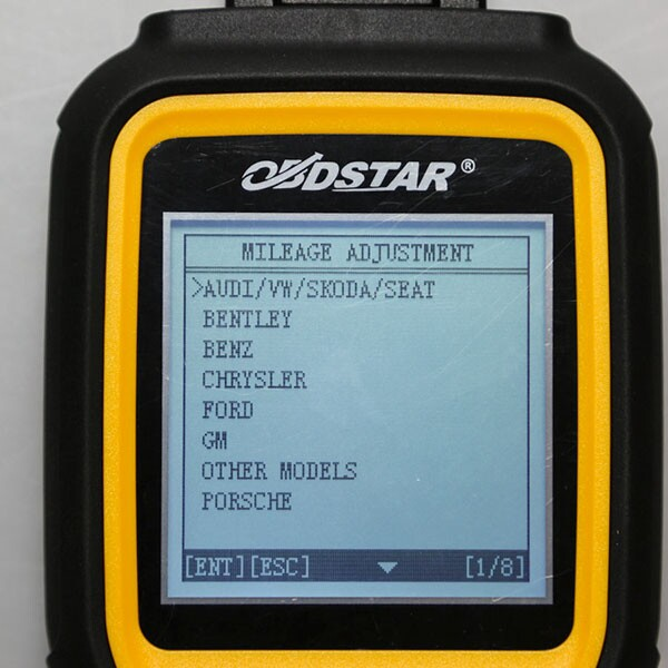 OBDSTAR X300M Special for Odometer Adjustment and OBDII