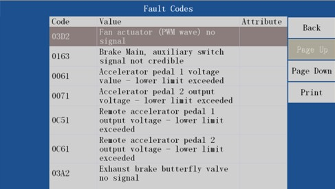 VDSA-HDECU Diesel ECU Flashing Tool function 2