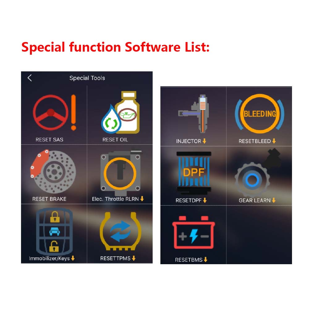 2018 New LAUNCH X431 iCarScan Auto Diagnostic Tool Full Systems For Android/IOS With 10 Free Software Update Online