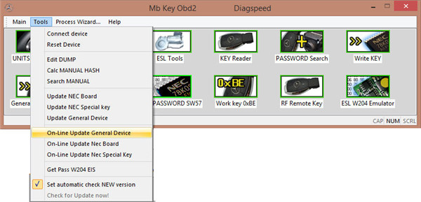 Diagspeed MB Key OBD2 Software-5